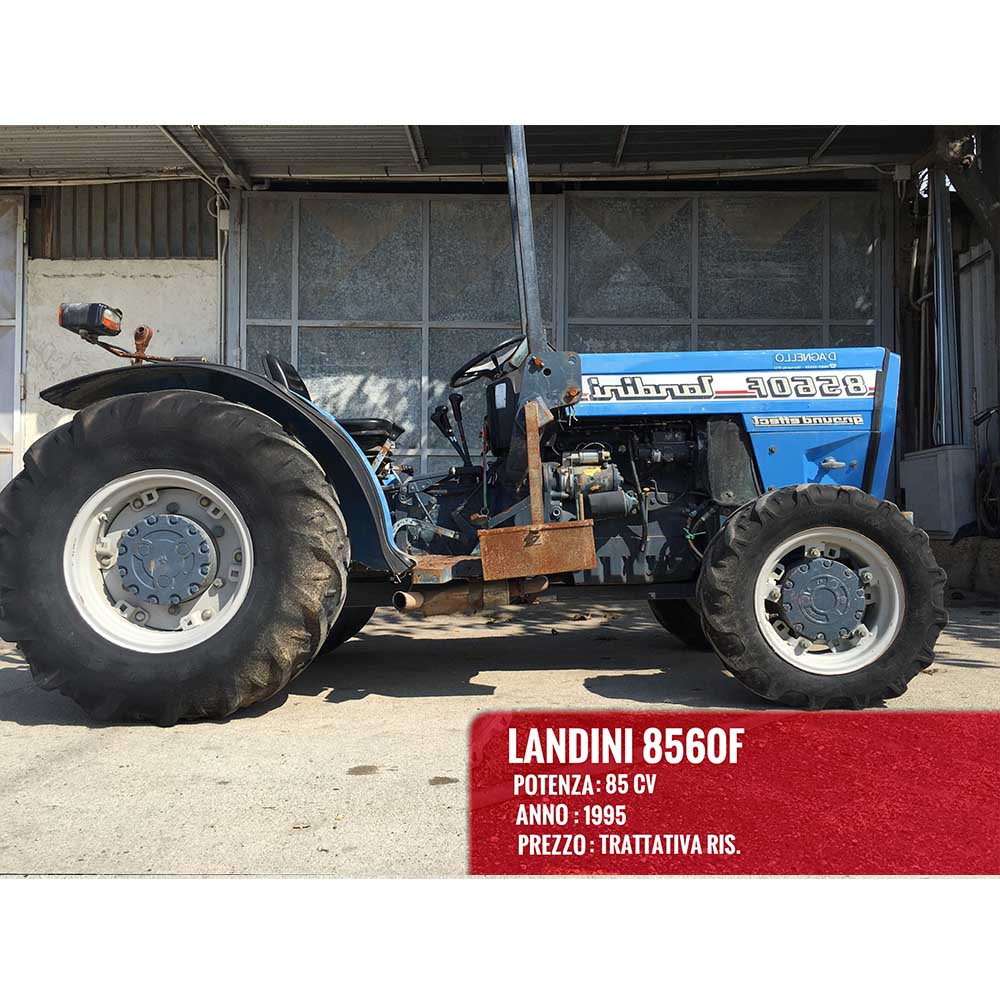 Trattori usati barletta dispositivo arresto motori for Subito it molise attrezzature agricole